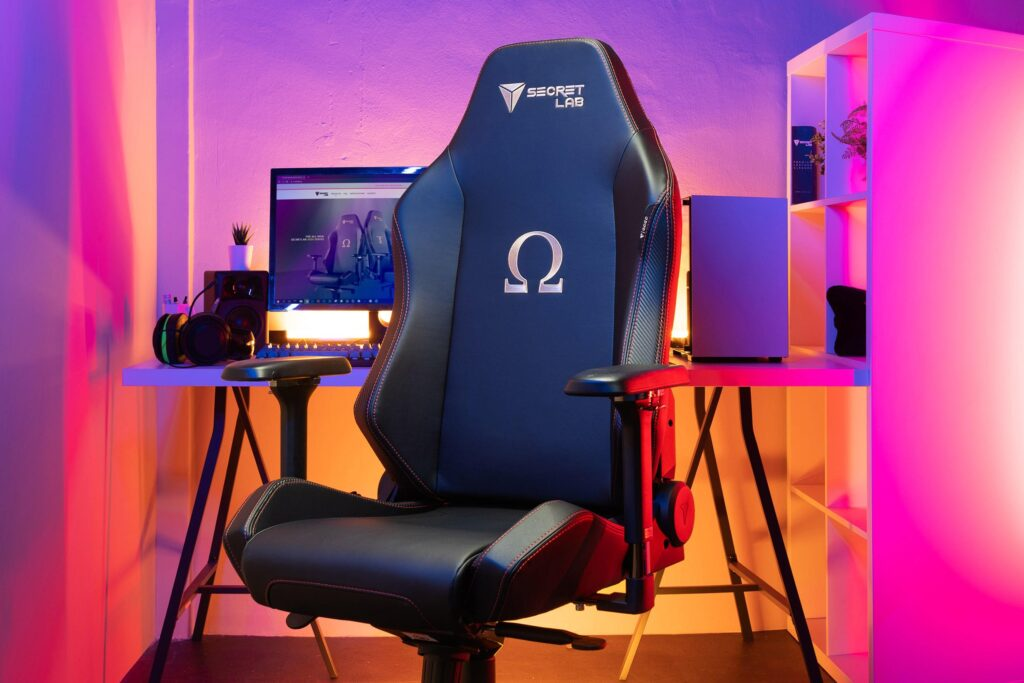 Gaming Chair by Secret Labs